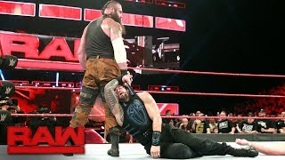 Download Braun Strowman tears up the road to SummerSlam: Raw, July 17, 2017 Video