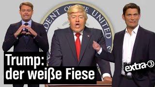 Download Trumps USA: Rassismus und Waffengewalt | extra 3 | NDR Video