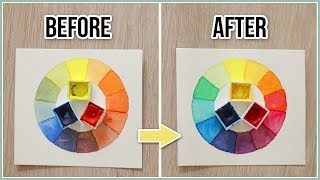 Download How to Avoid Muddy Colors when Painting - Color Mixing Secrets Demystified for Beginners Video