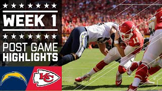 Download Chargers vs. Chiefs | NFL Week 1 Game Highlights Video
