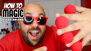 Download 7 Magic Tricks with Balls Video