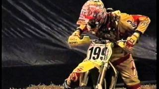 Download 2001 Sydney Supercross Masters Night 2 - 250 Final (Travis Pastrana and Chad Reed) Video
