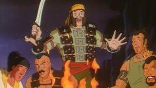 Download THE CONQUEST OF MOMPRACEM - Sandokan season 1 ep. 3   EN Video