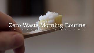 Download Zero Waste Morning Routine Before Work - Fairyland Cottage Video