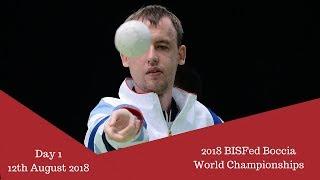 Download Day 1 | 2018 BISFed Boccia World Championships Video