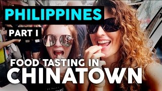 Download CHINATOWN TASTING TOUR // Manila, Philippines- TBEX Asia 2016 Video