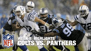Download Colts vs. Panthers | Week 8 Highlights | NFL Video