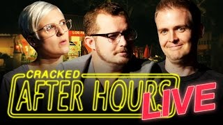 Download 7 Movie Ideas Too Awesome To Actually Get Made - After Hours LIVE/The Cracked Podcast Video