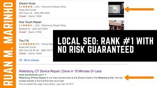Download Local SEO: Step-By-Step How I Rank My Clients #1 On Google (2018) Live Examples Video