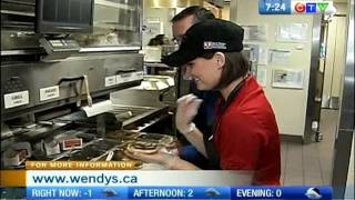 Download First Jobs - Wendy's - Sandwich Line Video