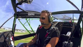Download Kitfox S7 Speedster - Kyle Franklin Oshkosh 2017 Video