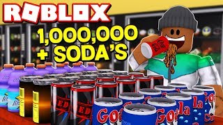 Download *NEW* ROBLOX SODA DRINKING SIMULATOR Video