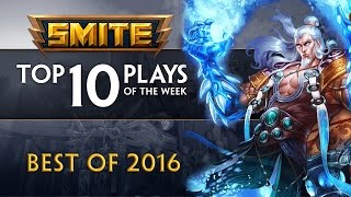 Download SMITE - Top 10 Plays of 2016 Video