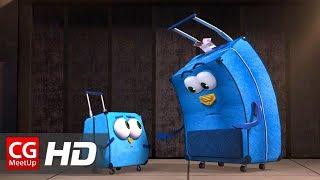 Download CGI 3D Animation Short Film HD ″Fun Class″ by Maria Ximena Anleu   CGMeetup Video