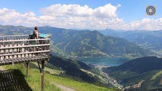 Download ZELL AM SEE - KAPRUN ″Urlaub im Sommer in einem Alpenparadies.″ ÖSTERREICH - AUSTRIA Video