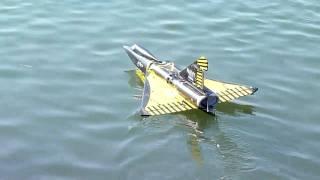 Download rc seadart (failed takeoff) Video