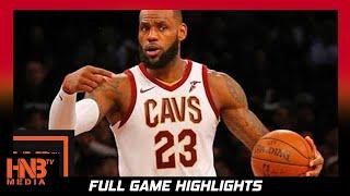 Download Cleveland Cavaliers vs Washington Wizards Full Game Highlights / Week 3 / 2017 NBA Season Video