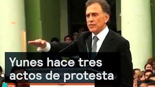 Download Denise Maerker 10 en punto - Veracruz: Yunes hace tres actos de protesta Video
