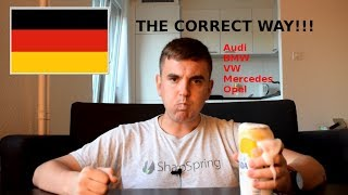 Download How to pronounce German Car Names Video
