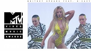 Download Britney Spears - Make Me... / Me, Myself & I (Live from the 2016 MTV VMAs) ft. G-Eazy Video