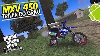 Download MXV 450 na Trilha do grau=/GTA:SA ANDROID\= +DOWNLOAD+ Video