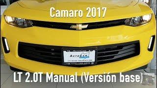 Download Camaro 2017 Base Video