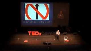 Download Com emoções nunca se chega ao céu: Eduardo Sá at TEDxCoimbra Video