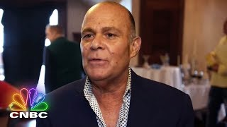 Download Staten Island Hustle: Tony D 'We're Not Acting On The Show, We're Italian...' | CNBC Prime Video