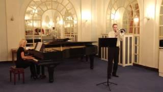 Download Ferdinand David: Concertino (trombone - Kurt Neubauer) Video