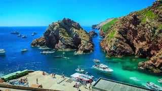 Download Ilha das Berlengas em Timelapse Video