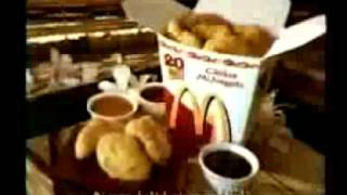 Download McDonald's ″Mulan″ Szechuan Sauce Commercial (1998) Video