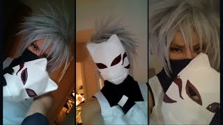 Download How to make a Kakashi Mask Video