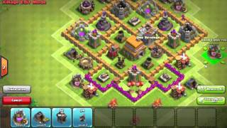 Download Th6 UNBEATABLE BASE!!! ANTI GIANT/HEALER/BALLOON!!! TWO REPLAYS!! NO STARS!! Video