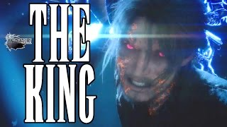 Download Final Fantasy XV - Noctis becomes the King of Kings & kills the Usurper - Ending Video