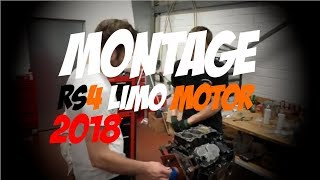 Download Montage des 1200PS Motor für Philipps Limo Saison 2018 Video