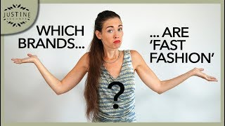 "Download Which brands are ""fast fashion""? How to tell (in 4 points) ǀ Justine Leconte Video"