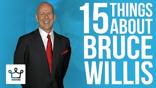 Download 15 Things You Didn't Know About Bruce Willis Video