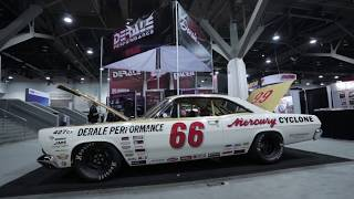 Download OutRun SEMA SHOW 2016: Beauties and Muscles: Dodge Charger, 'Shomad' Nomad & Goolsby Custom Mustang Video