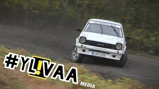 Download Lapua Ralli 2017 | Muddy F-Cup Action | Slides & MaxAttack [YL!VAA Media] Video