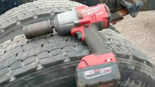 Download HOW MANY 22.5″ TIRES CAN THE MILWAUKEE IMPACT CHANGE ON ONE BATTERY? Video