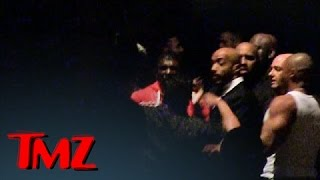 Download Suge Knight Shot - The Game and Crew scuffle outisde the Club | TMZ Video