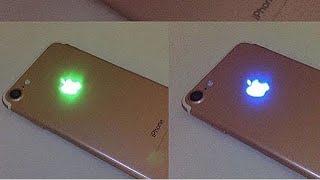 Download شرح كيفية إضاءة شعار آبل في الايفون 6 Video