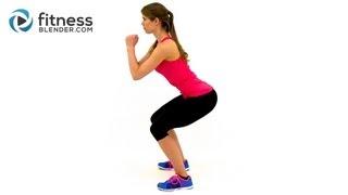 Download The Most Effective Squat Challenge: 100 Rep Fitness Blender Squat Challenge Video