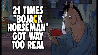 Download 21 Times ″BoJack Horseman″ Got Way Too Real Video