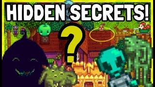 Download 🔑FUN HIDDEN SECRETS IN STARDEW VALLEY! (Easter Eggs)🔓 Video