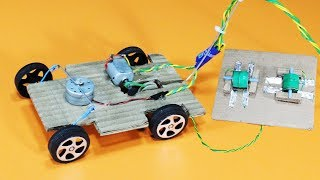 Download How To Make RC Car At Home Easily | Remote Control Car Video