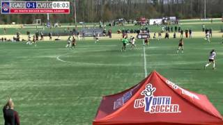 Download 2016 National League - G16 - Sat - F2 - 2pm - EGA 01 Maroon vs. Century V Video