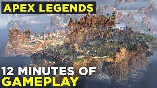 Download Apex Legends GAMEPLAY! | Titanfall battle royale world premiere Video