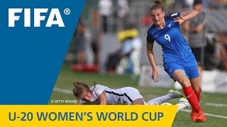Download MATCH 21: NEW ZEALAND v FRANCE - FIFA Women's U20 Papua New Guinea 2016 Video