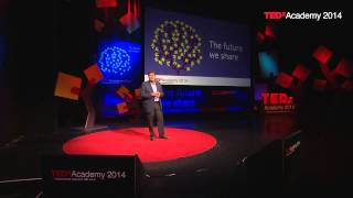 Download The two faces of Greece | Alexis Papahelas | TEDxAcademy Video